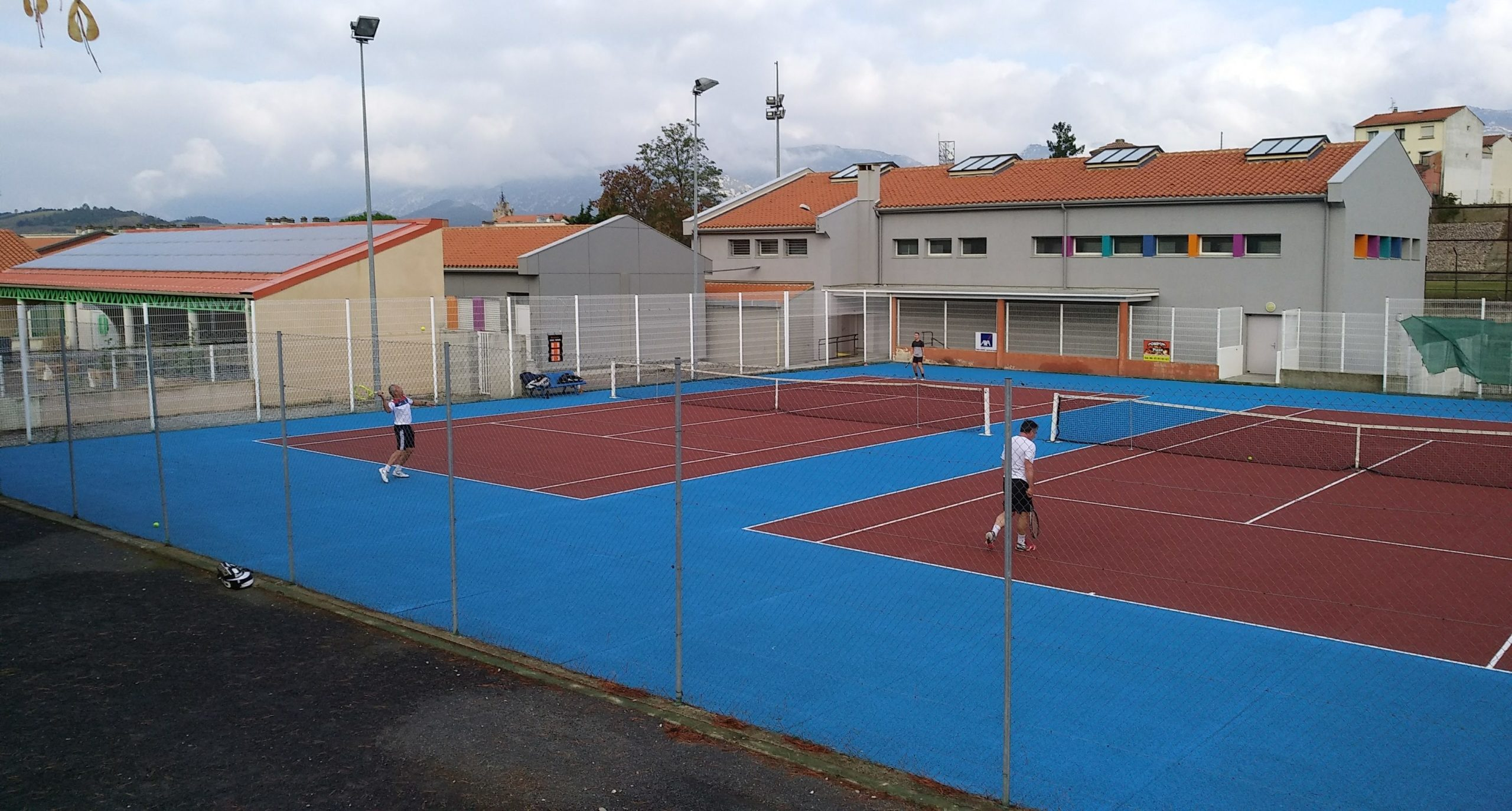 TCSP : Tennis-Club Saint Paul de Fenouillet (66220)